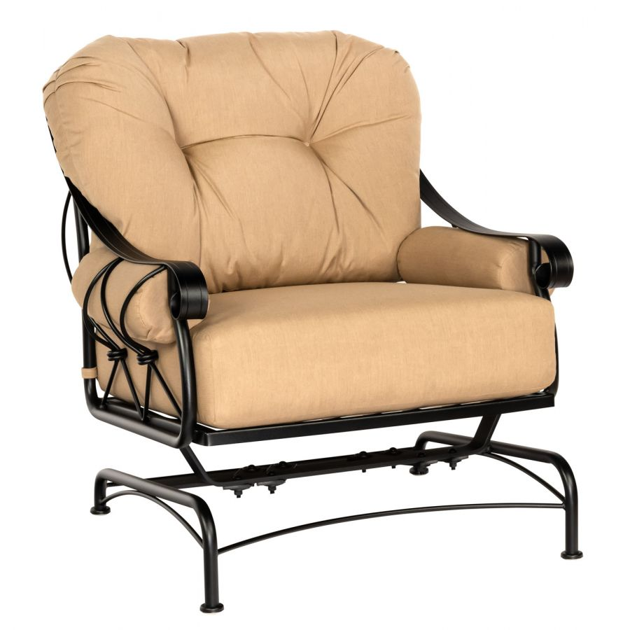 Woodard Derby Spring Lounge Chair - 4T0265