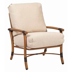 Woodard Glade Isle Cushion Lounge Chair - 1T0406