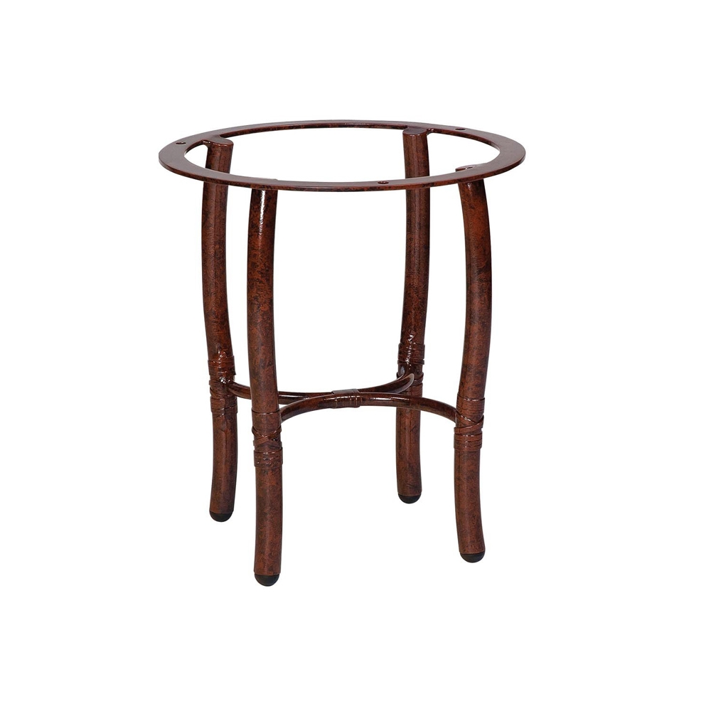 Woodard Glade Isle End Table Base - 1T2400