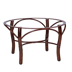Woodard Glade Isle Coffee Table Base - 1T5400