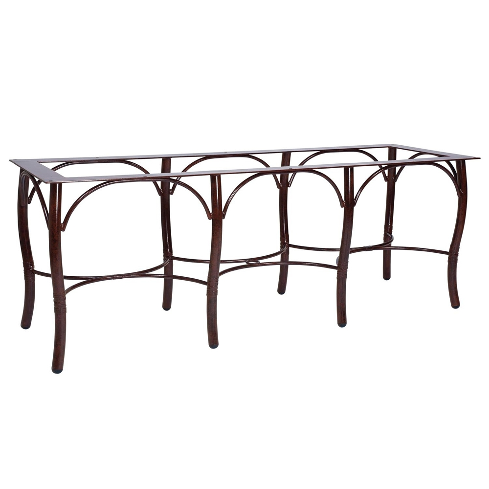 Woodard Glade Isle Extra Large Dining Table Base - 1T8400