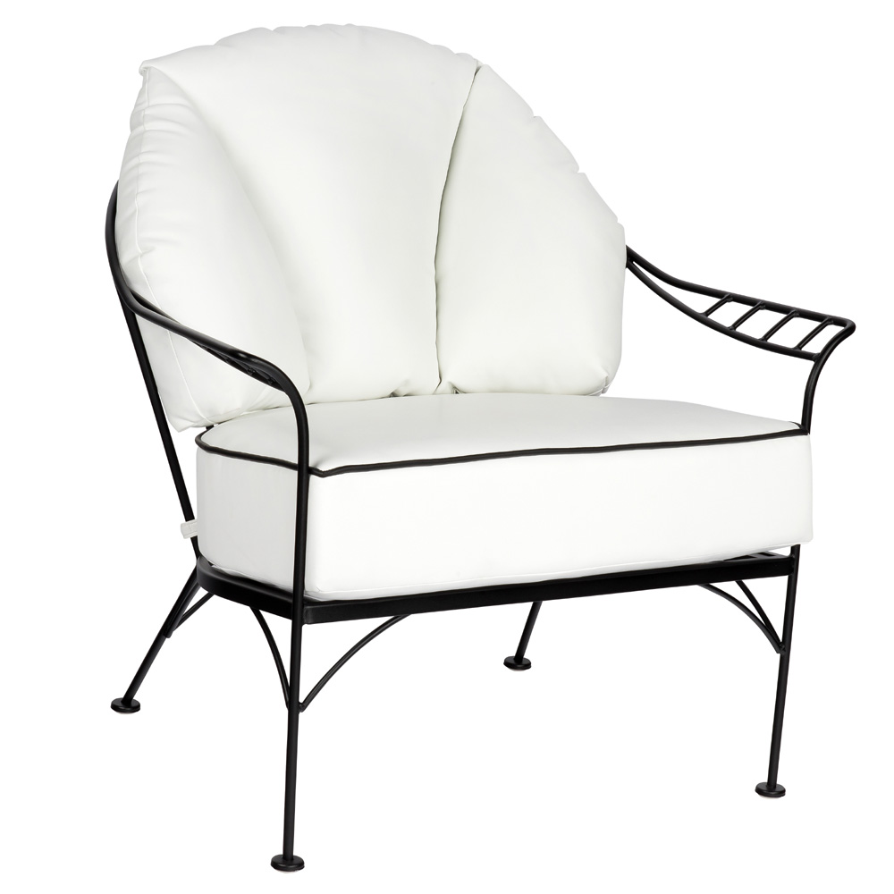 Woodard Hamilton Lounge Chair   6K0006
