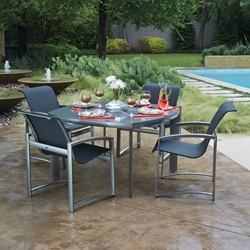 Woodard Metropolis Collection Usa Outdoor Furniture