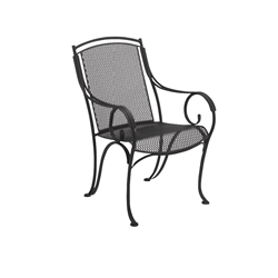 Woodard Modesto Dining Arm Chair - 260001