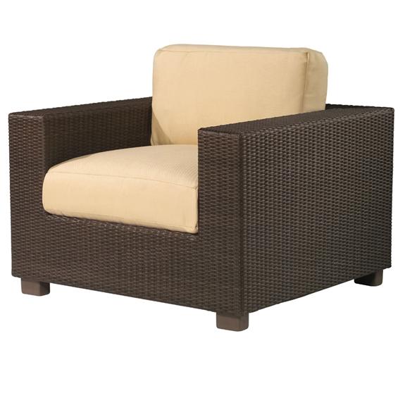 Woodard Montecito Wicker Lounge Chair S511001