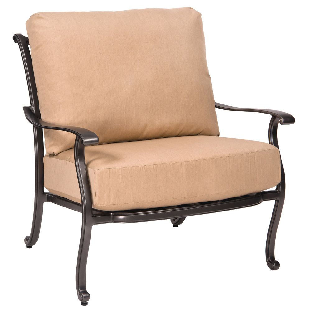 Woodard New Orleans Lounge Chair - 3W0406