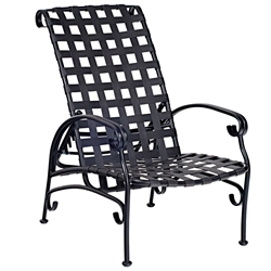 Woodard Ramsgate Adjustable Lounge Chair - 160435
