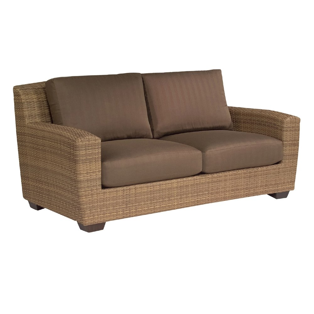 Woodard Saddleback Loveseat - S523021