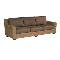 Woodard Saddleback Sofa - S523031