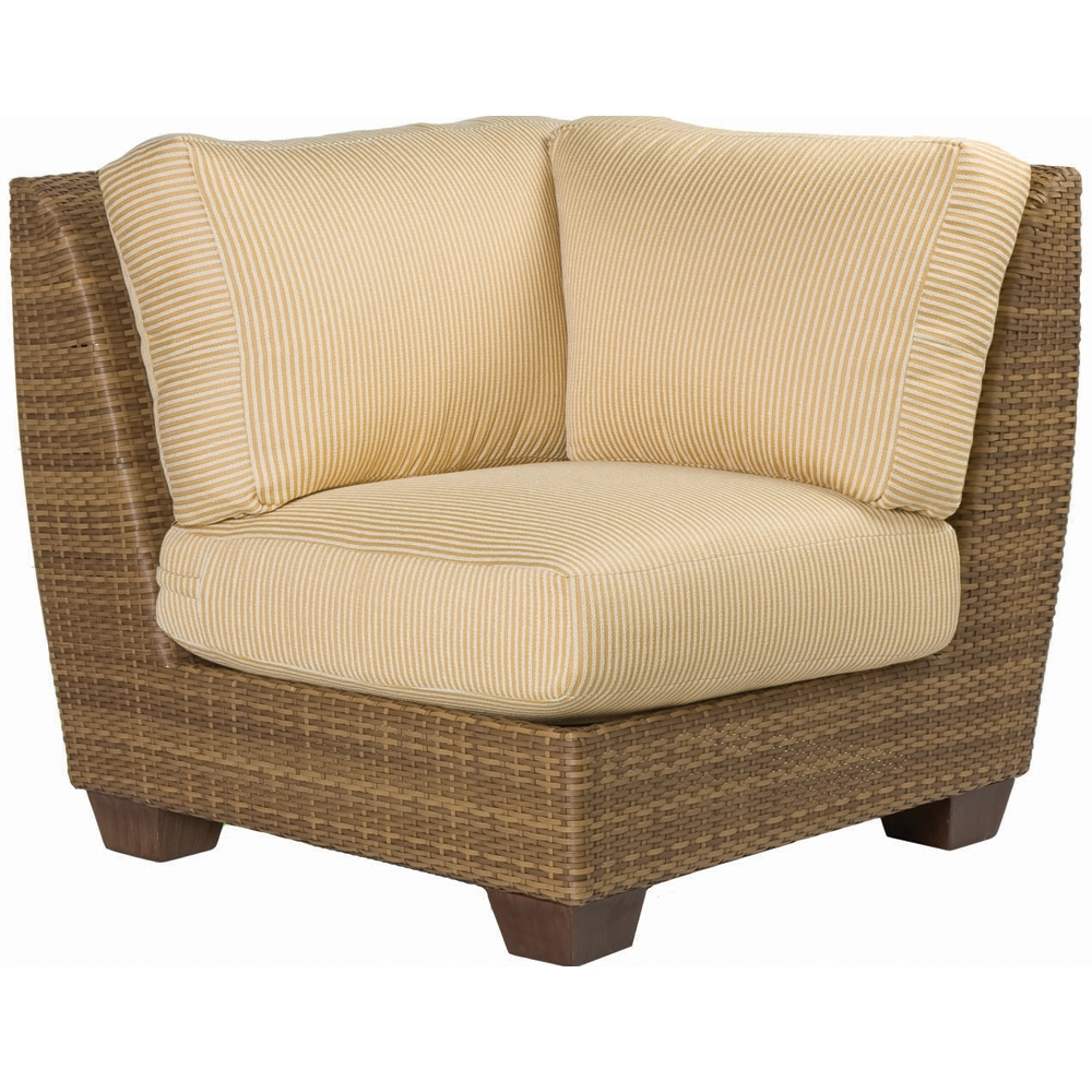 Woodard Saddleback Corner Sectional Chair - S523051
