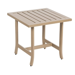 Woodard Seal Cove End Table - 1X0439