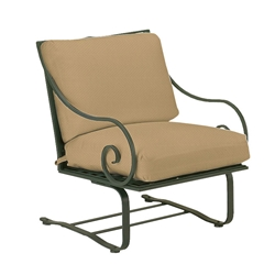 Woodard Sheffield Spring Lounge Chair - 3C0065