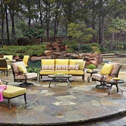 Woodard Sheridan Patio Sofa Set - WD-SHERIDAN-SET2