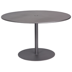 Solid Iron Top Tables
