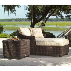 Woodard Sonoma Chaise Lounge Set - WHITECRAFT-SONOMA-SET1