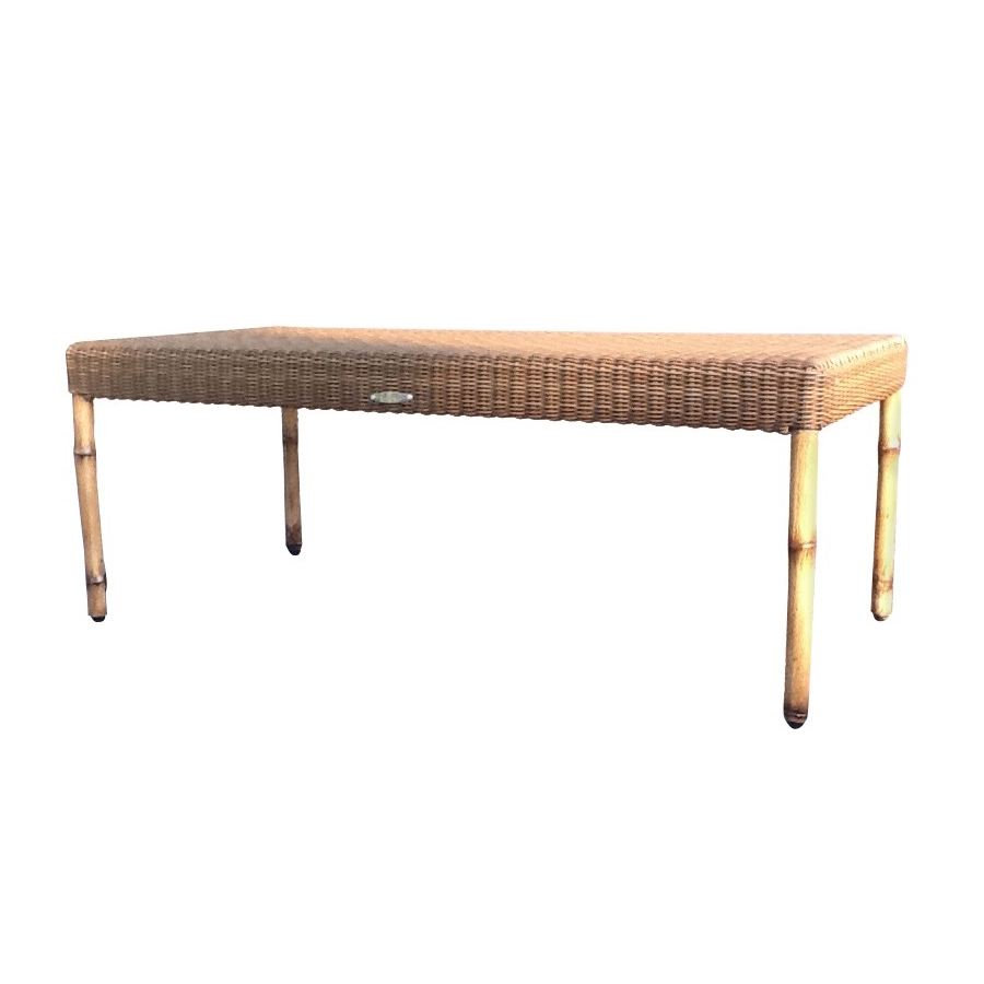 Woodard South Terrace Rectangular Cocktail Table - S610213