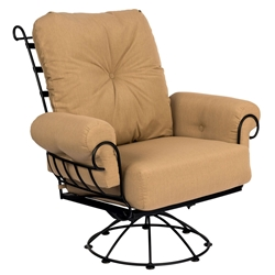 Woodard Terrace Swivle Rocker Lounge Chair - 790077