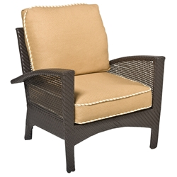 Woodard Trinidad Lounge Chair - 6U0006J