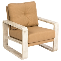 Woodard Vale Upholstered Lounge Chair - 7D0806