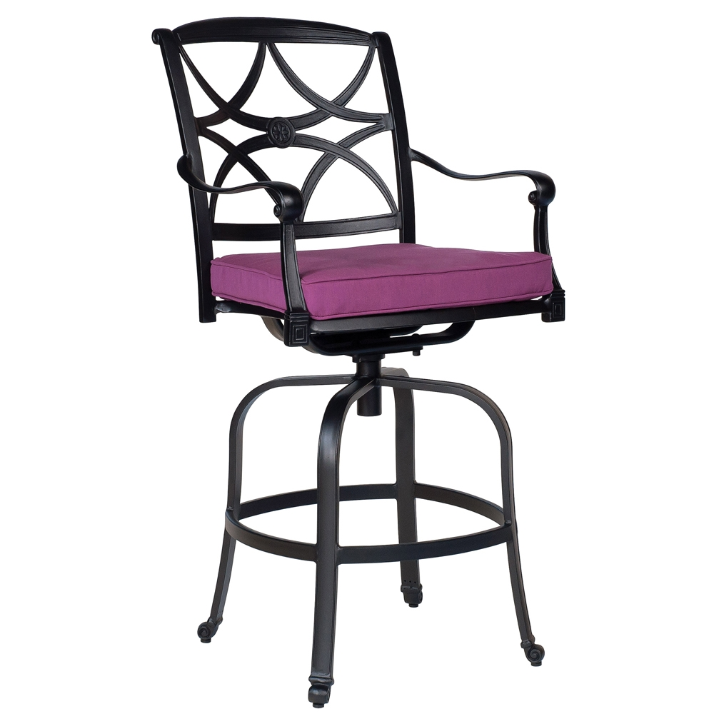 Woodard Wiltshire Swivel Bar Stool 4q0468