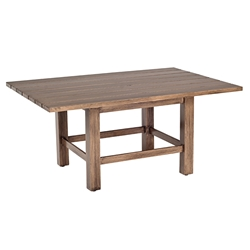 Woodard Woodlands Rectangular Coffee Table - 2Q45BT