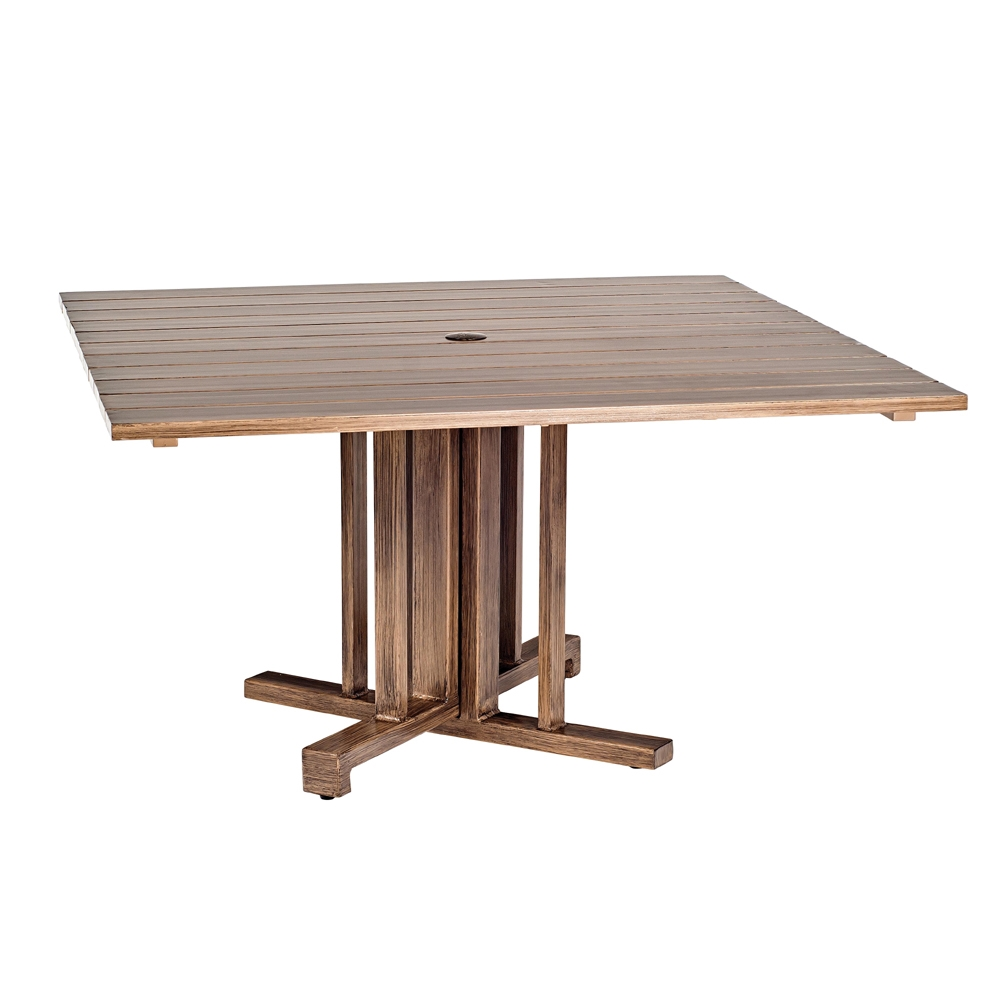 Woodard Woodlands Square Dining Table