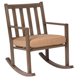 Woodard Woodlands Small Rocker - 4H0413SB