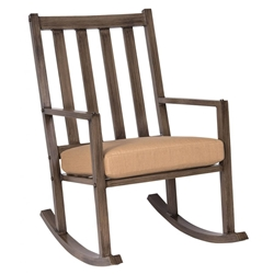 Woodard Woodlands Large Rocker - 4H0613SB