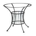Wrought Iron Table Bases