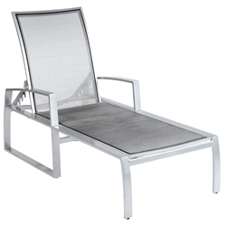 Woodard Wyatt Flex Adjustable Chaise Lounge - 520470