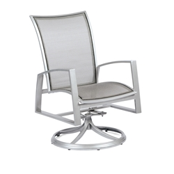 Woodard Wyatt Flex Swivel Rocker - 520473