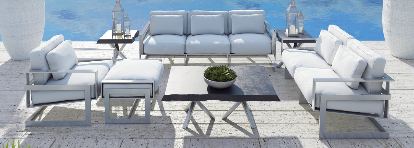 Castelle Eclipse Outdoor Furniture Collection
