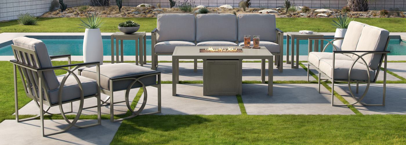 Castelle Hermosa Outdoor Furniture Collection