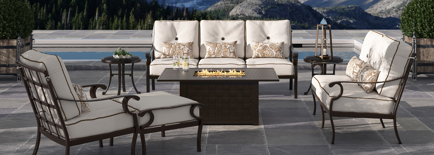 Castelle Monterey Outdoor Furniture Collection