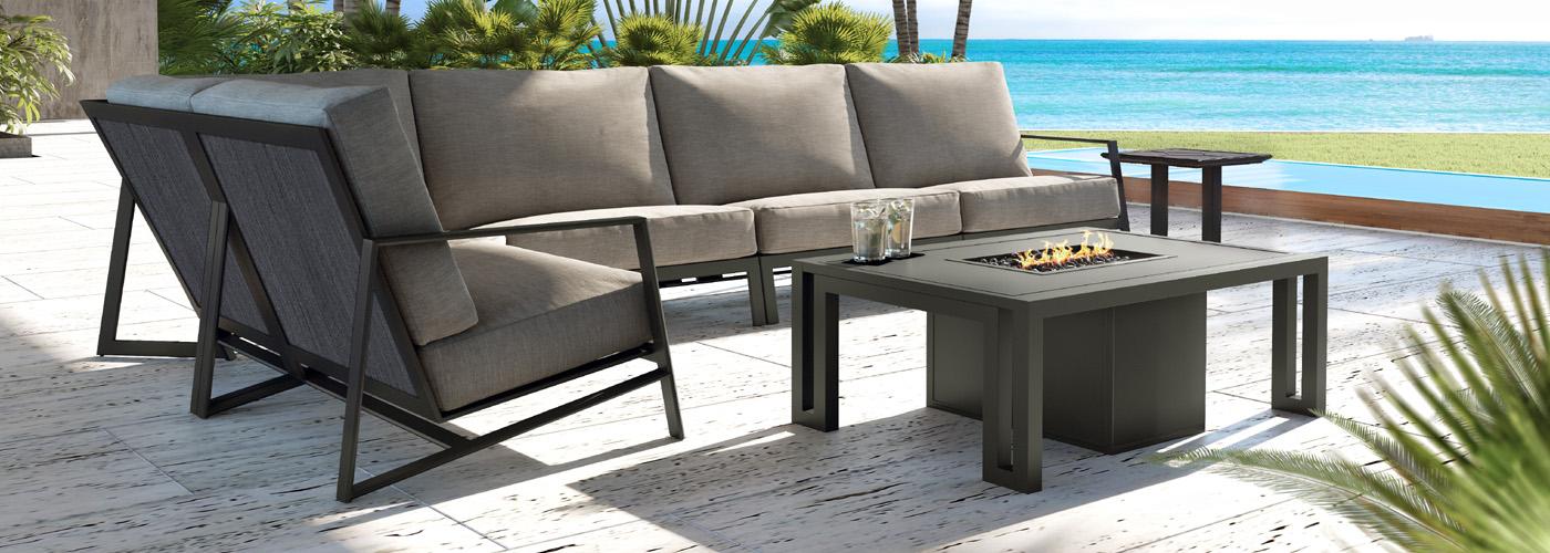 Castelle Prism Outdoor Furniture, Castelle Patio Furniture