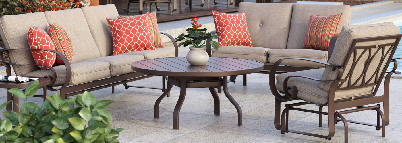 Homecrest Breeze Tables Homecrest Outdoor Furniture