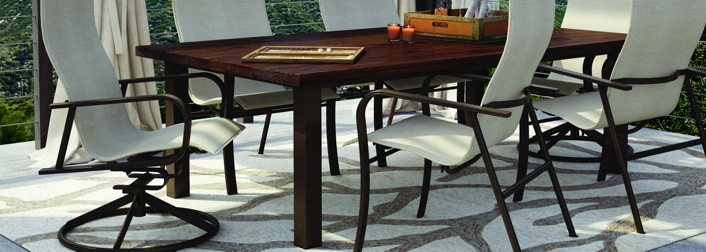 Homecrest Timber Tables