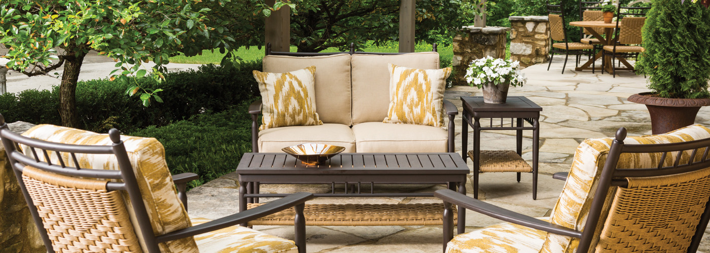 Lloyd Flanders Low Country Collection USA Outdoor Furniture - Lloyd flanders outdoor furniture