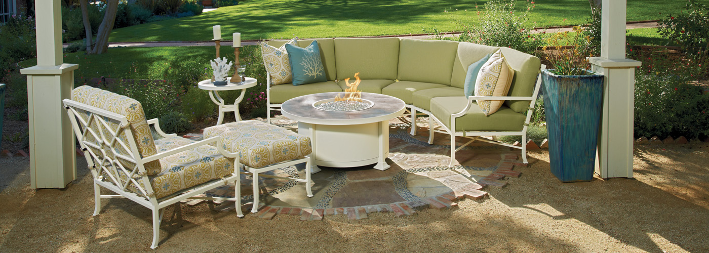 OW Lee Hyde Park Collection - OW Lee Hyde Park Outdoor Furniture Collection