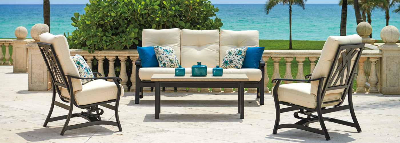 Telescope Casual Villa Collection USA Outdoor Furniture - Telescope casual furniture