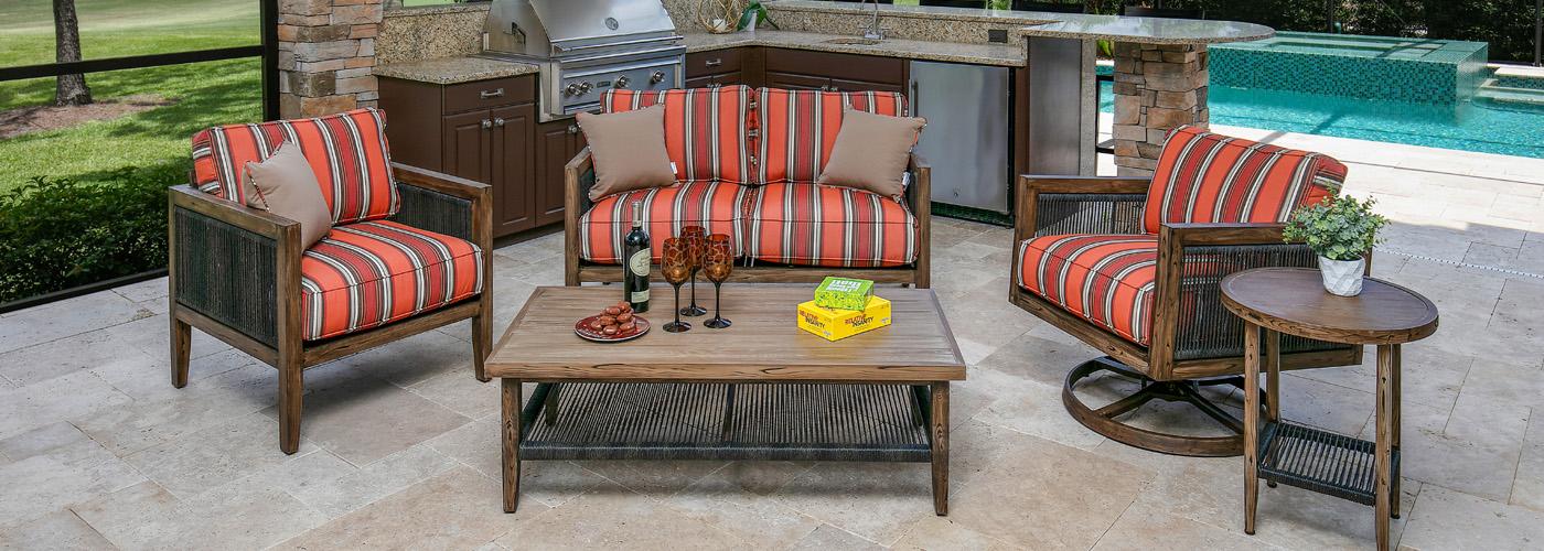 Windward Belize Outdoor Furniture, Windward Patio Furniture
