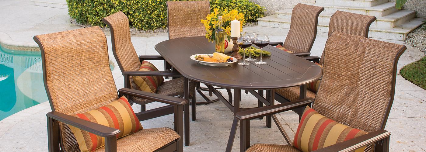 Windward Hampton Marine Grade Polymer, Windward Patio Furniture
