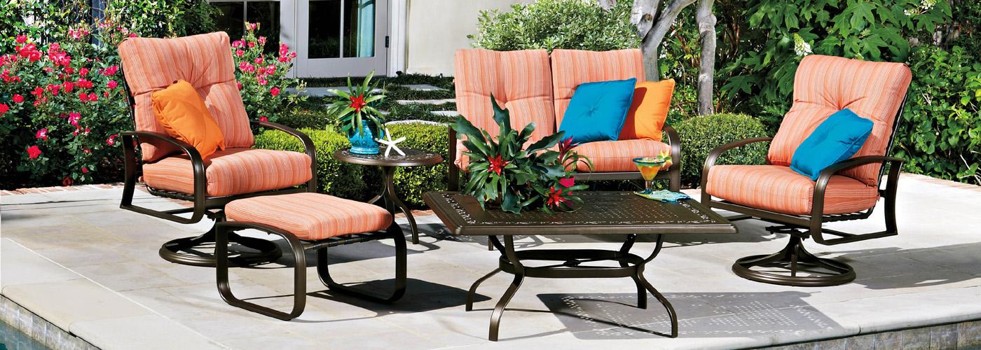 Woodard Cayman Isle Collection Usa Outdoor Furniture