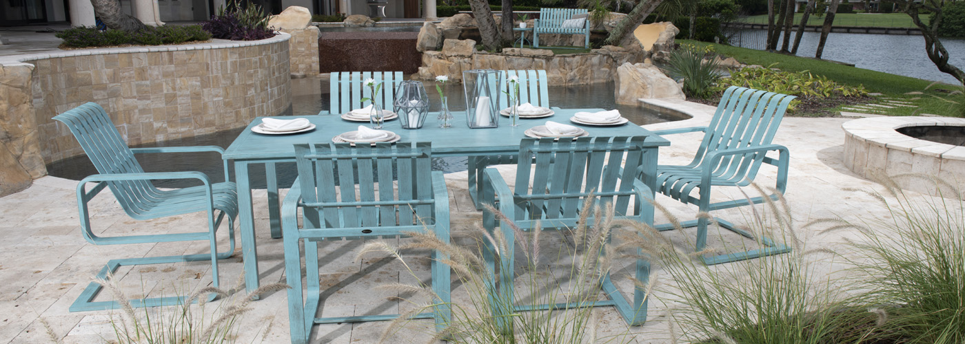 Woodard Colfax Collection Usa Outdoor Furniture