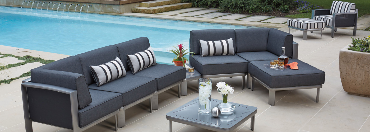 metropolis woodard furniture woodardmetropolis collection usa outdoor
