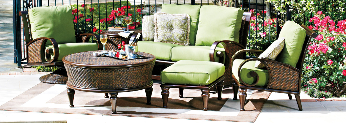 Woodard North Shore Collection Woodard Wicker Furniture