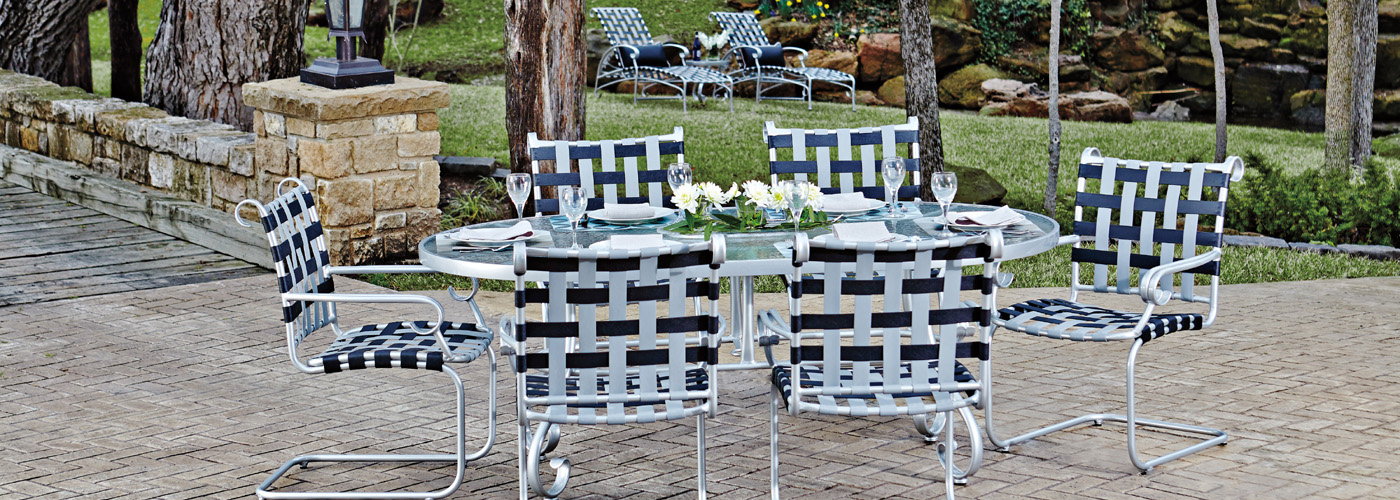 woodard ramsgate collection usa outdoor furniture