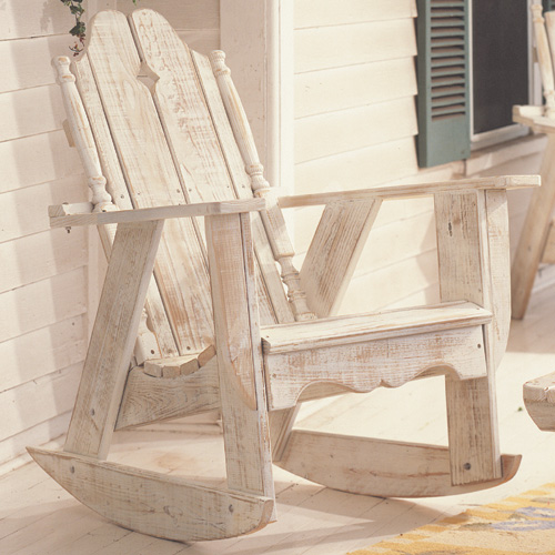 Uwharrie Chair Washed Paint finish option
