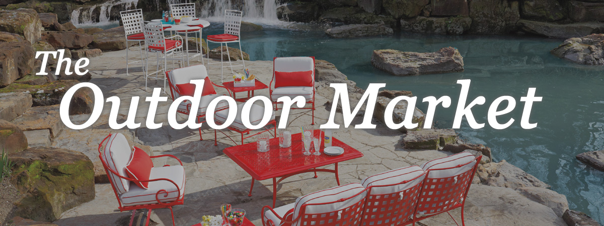 The Outdoor Market by USA Outdoor Furniture