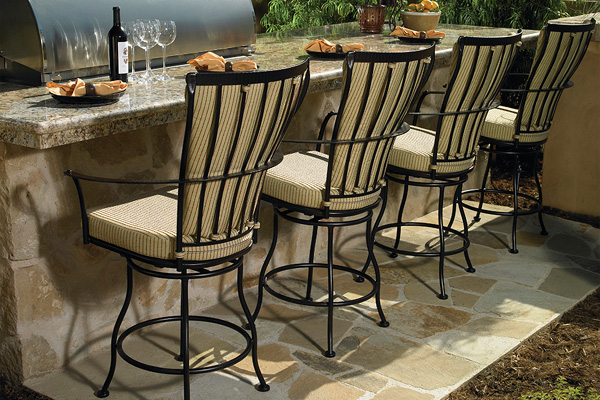 Outdoor Counter Chairs